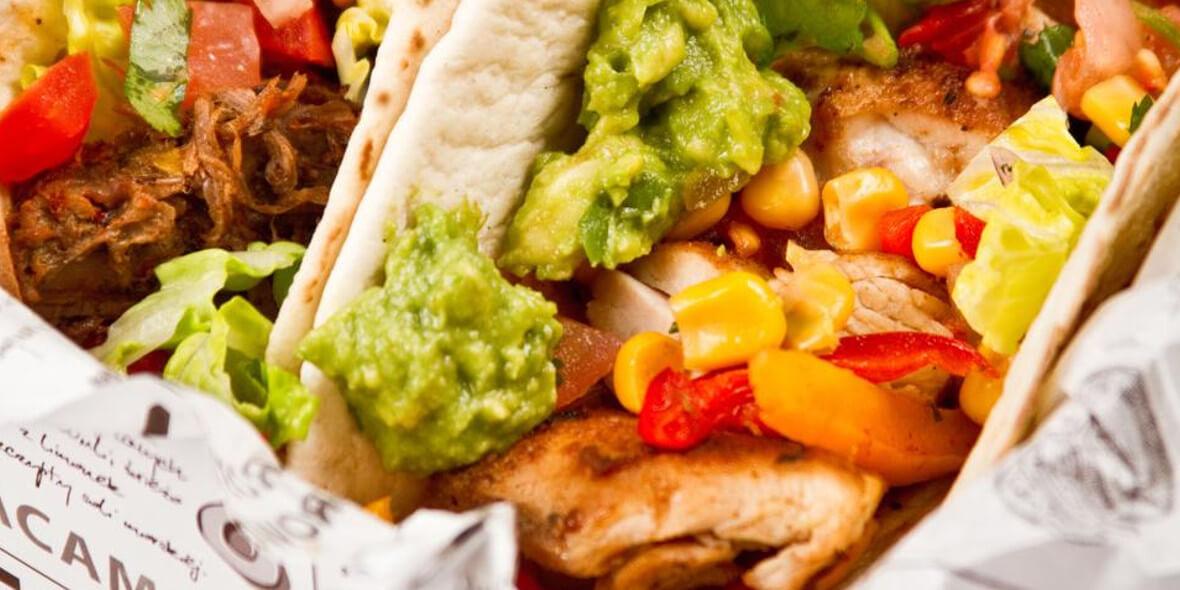 TACAMOLE – mexican grill: Gratis w ramach Westfield Arkadia Restauracje