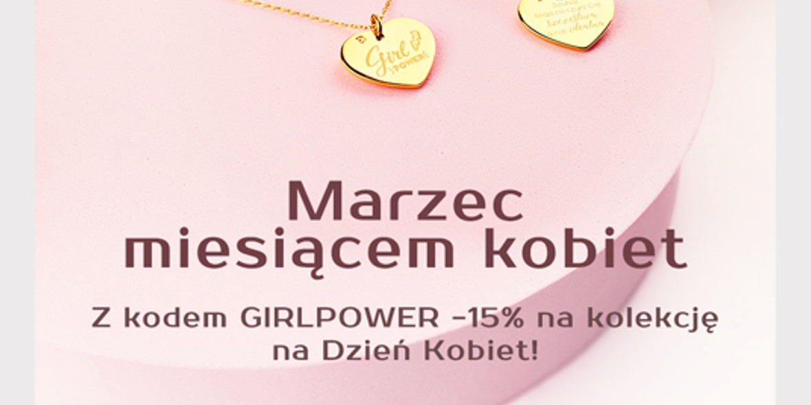 Dedicante.pl: Kod: -15% na kolekcję na Dzień Kobiet 05.03.2021