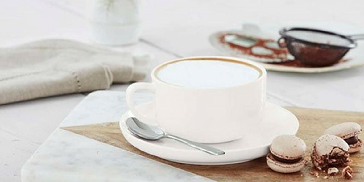 za kawę w coffee barze