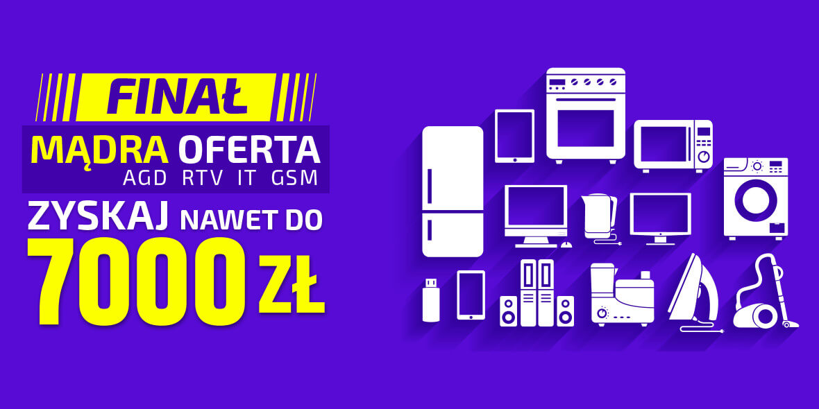 NEO24: Do -7000 zł na AGD, RTV, IT, GSM 02.03.2021