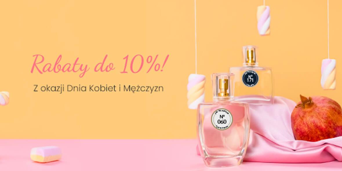 AMBRA - Lane Perfumy: Do -10% z okazji Dnia Kobiet i Mężczyzn 01.03.2021
