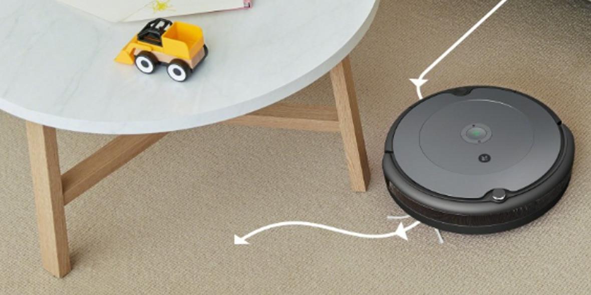 iRobot:  -400 zł za iRobot Roomba 697 13.04.2021