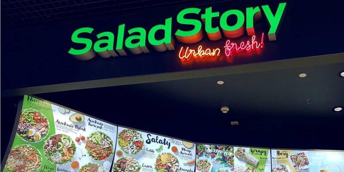 Salad Story:  -10% na całe menu 01.01.0001