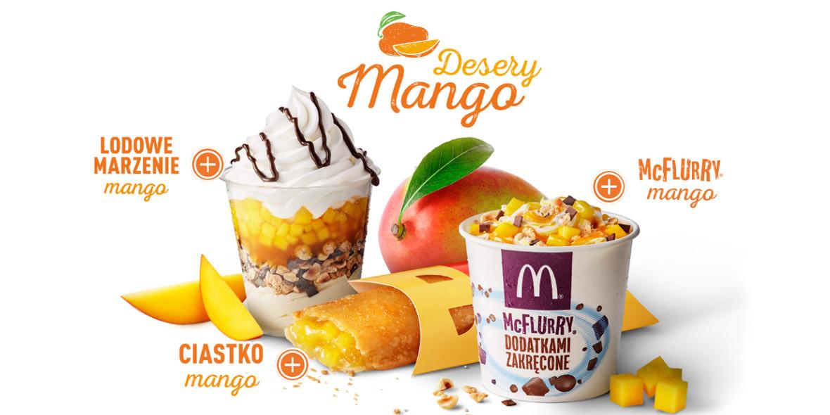 Desery mango