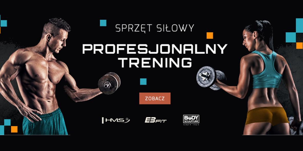 Sport-Shop PL: Od 3,60 zł za sprzęt siłowy