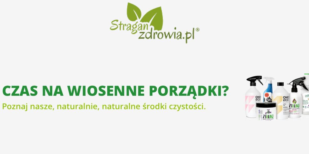 Stragan Zdrowia:  Naturalne środki czystości na StraganZdrowia.pl 04.02.2021