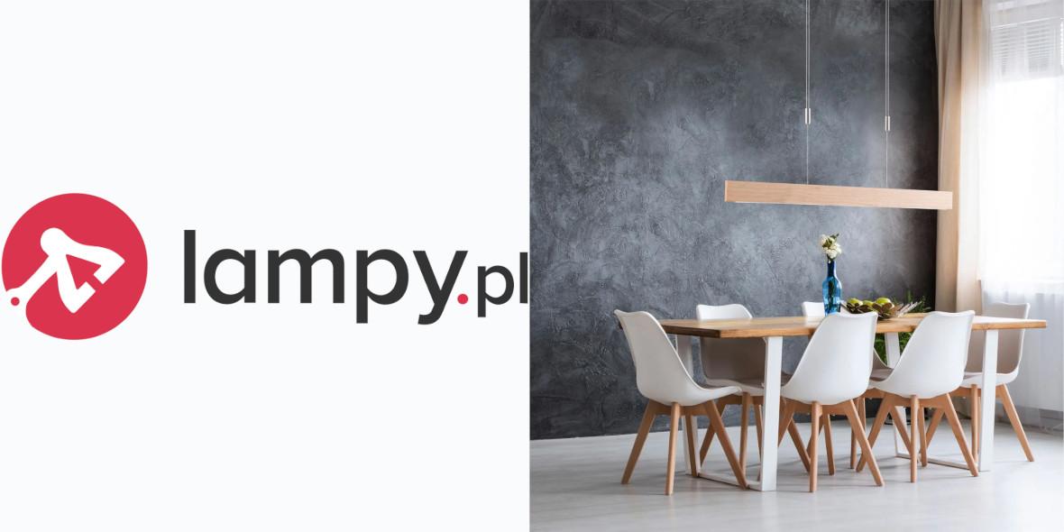 lampy.pl: Do -70% na lampy wiszące 20.02.2021