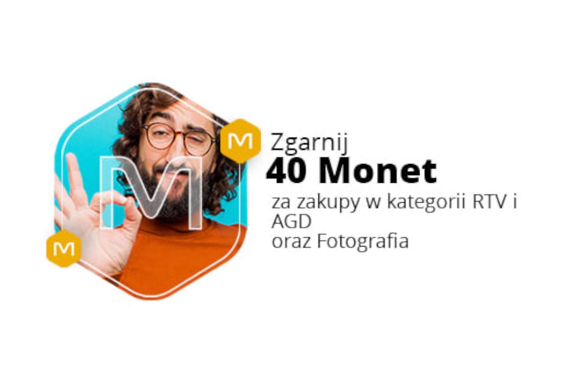 Allegro.pl: +40 Monet za zakupy w wybranych kategoriach