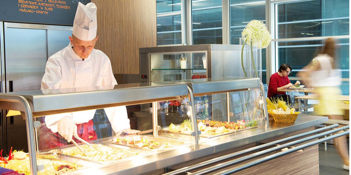 kawa/śniadanie w ramach Millennium Campus
