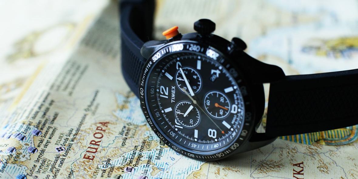 na zegarek męski Timex
