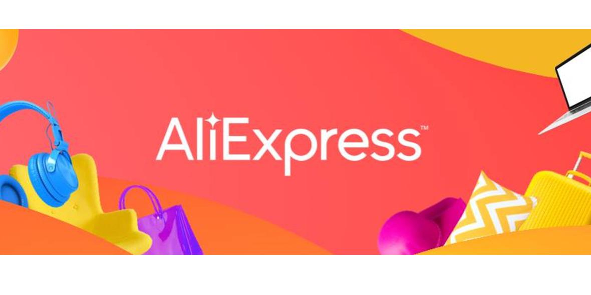 dla nowych użytkowników AliExpress
