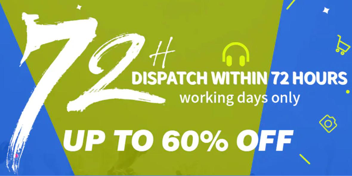 Gearbest.com: Do -60% i wysyłka w 72h