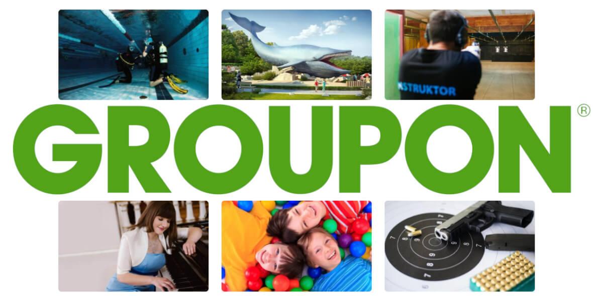 Groupon.pl: Kod: -20% na wybrane oferty 02.08.2021