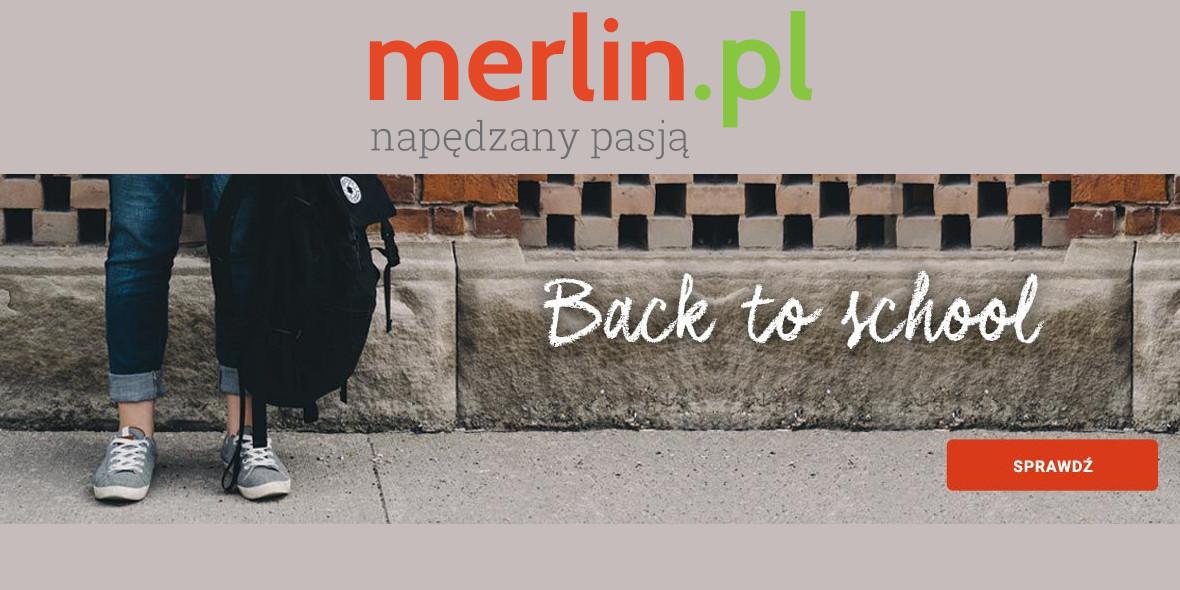 Merlin.pl: Back to School