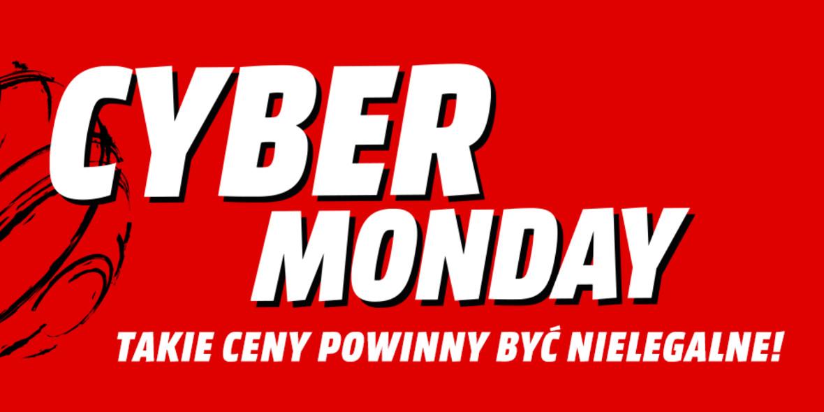 Media Markt:  Cyber Monday w Media Markt 30.11.2020