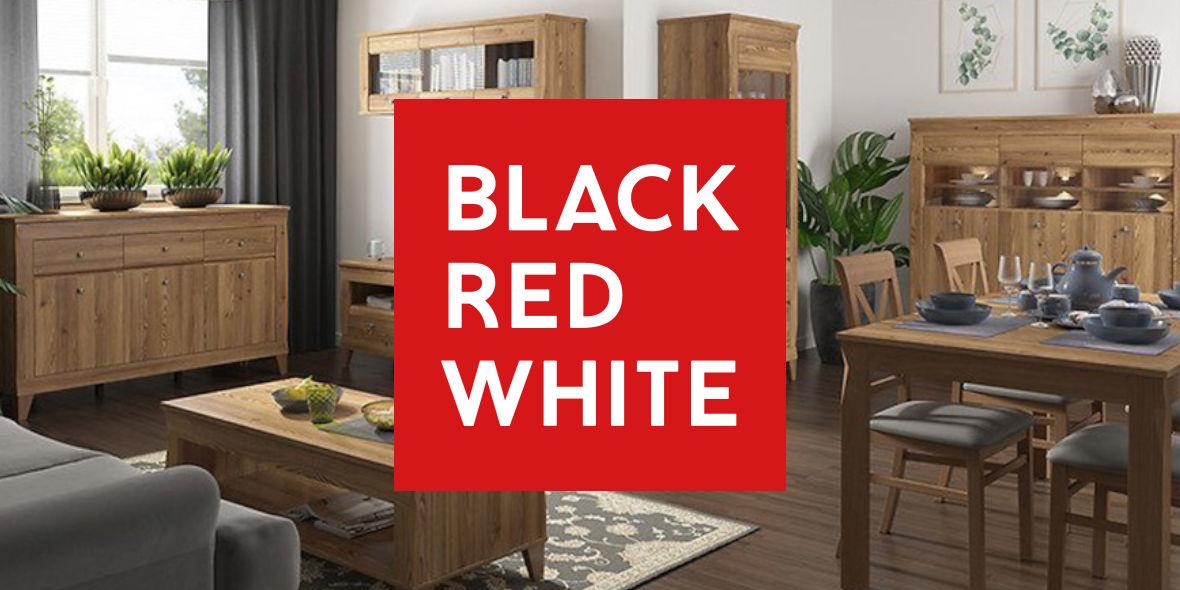 Black Red White: Do 40% za zapis do newslettera 22.09.2021
