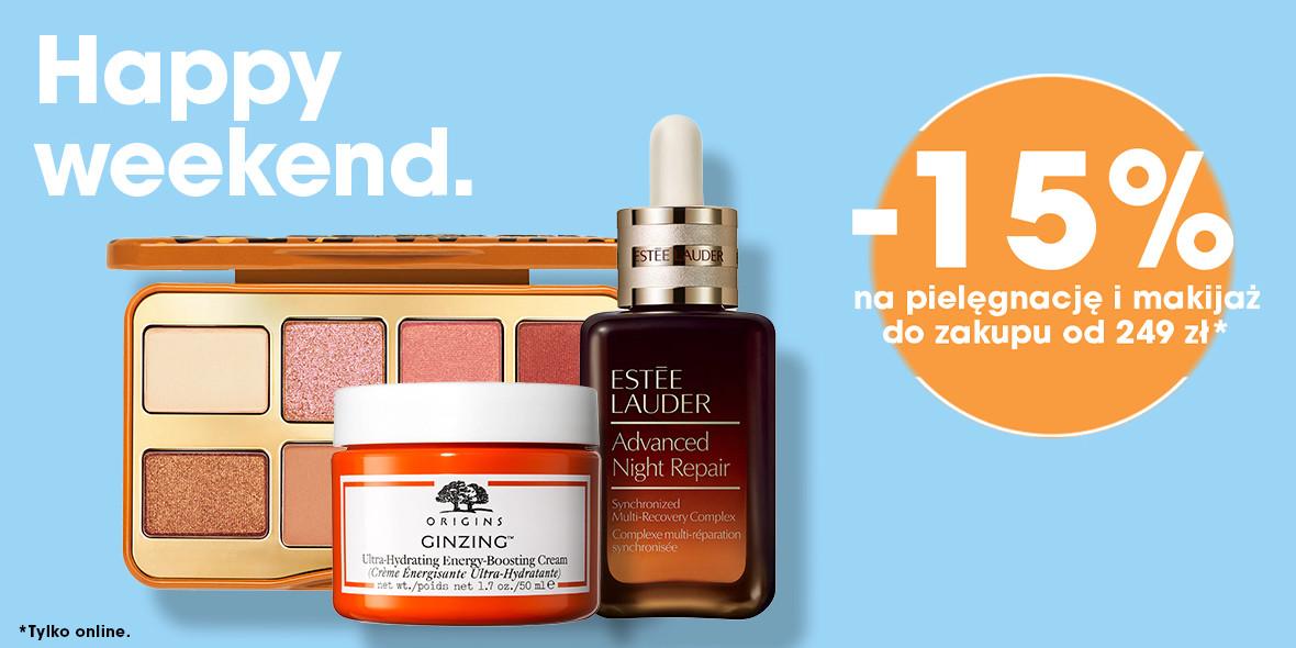 Sephora: Kod: -15% na pielęgnację i makijaż 24.09.2021