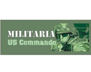 Logo Militaria