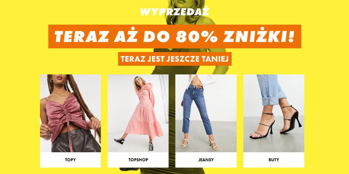 Asos.com: Do -80% na modę damską