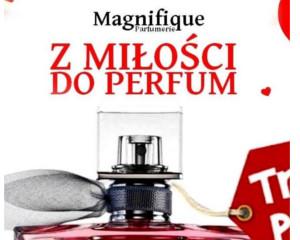 Logo Perfumeria Magnifique