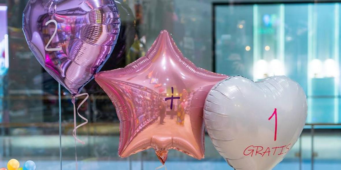eBALON: 2 + 1 na balony