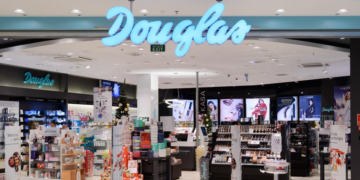 Douglas: 2 + 1 na kosmetyki Douglas 22.10.2020