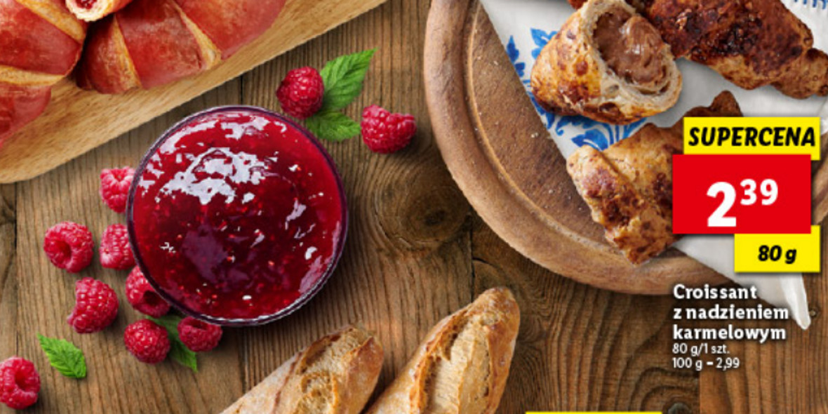 Lidl:  Najlepsze produkty na śniadanie 25.01.2021