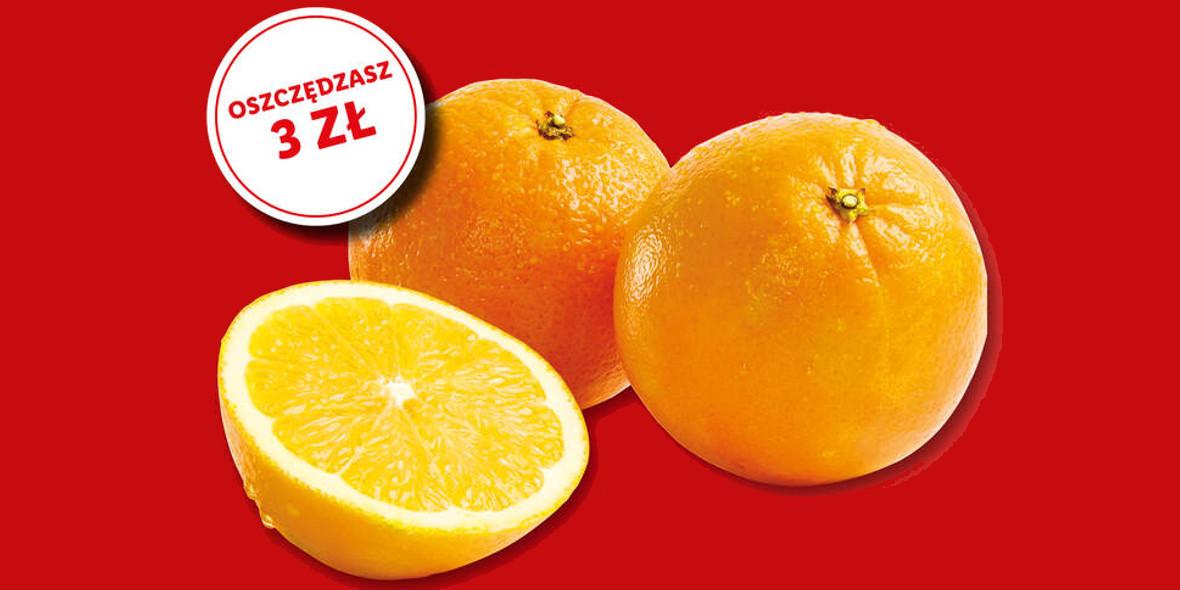 Lidl: -50% na pomarańcze deserowe 08.03.2021