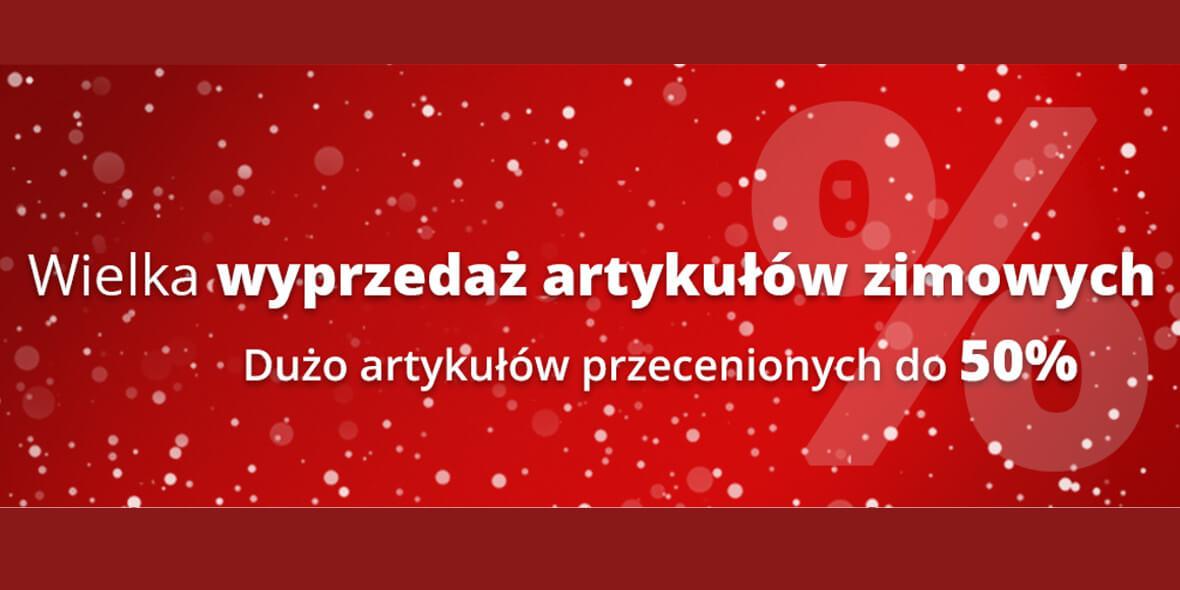 KiK: Do -50% na asortyment zimowy 01.02.2021