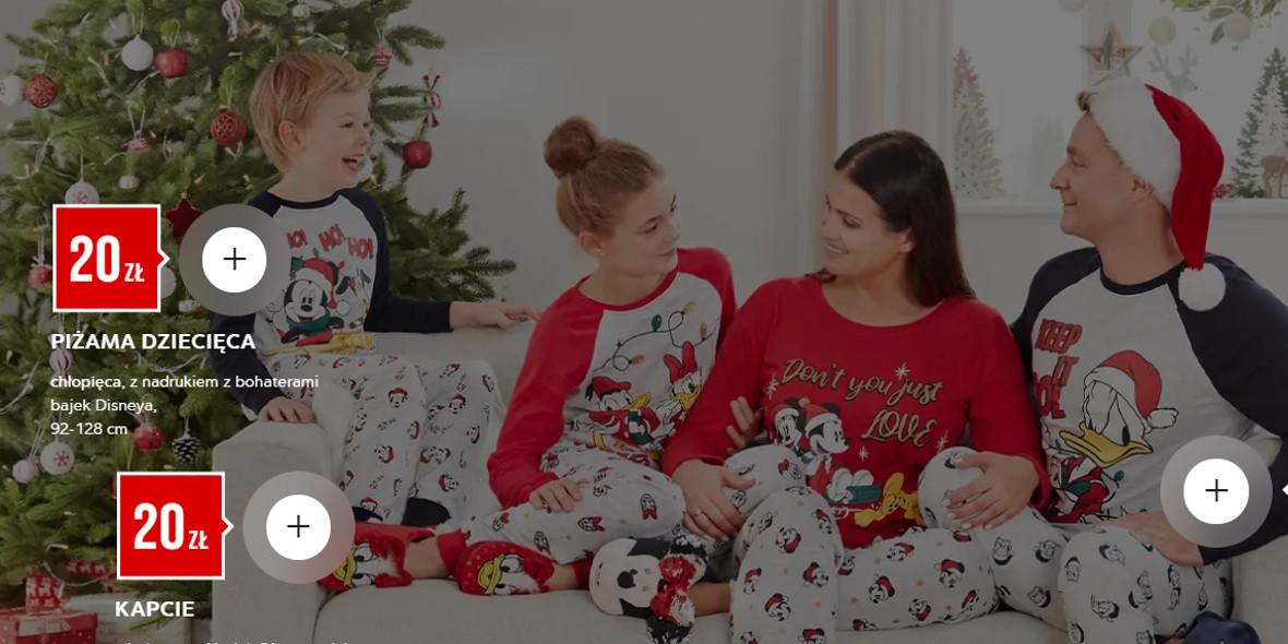 Pepco: Od 20 zł za świąteczne piżamy 19.11.2020