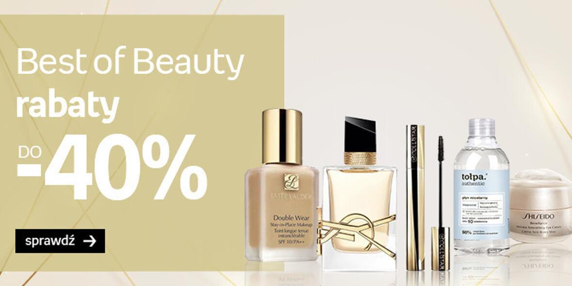 Empik: Do -40% na perfumy i kosmetyki 02.06.2021