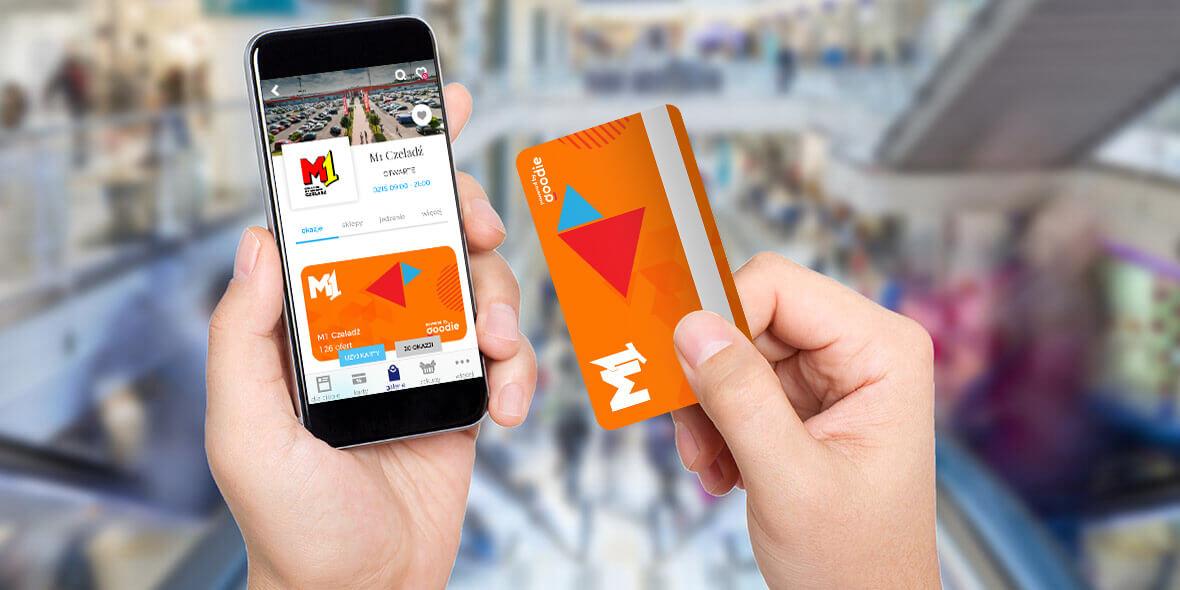 M1 Centrum Handlowe Czeladź:  Karta Stałego Klienta 20.07.2018