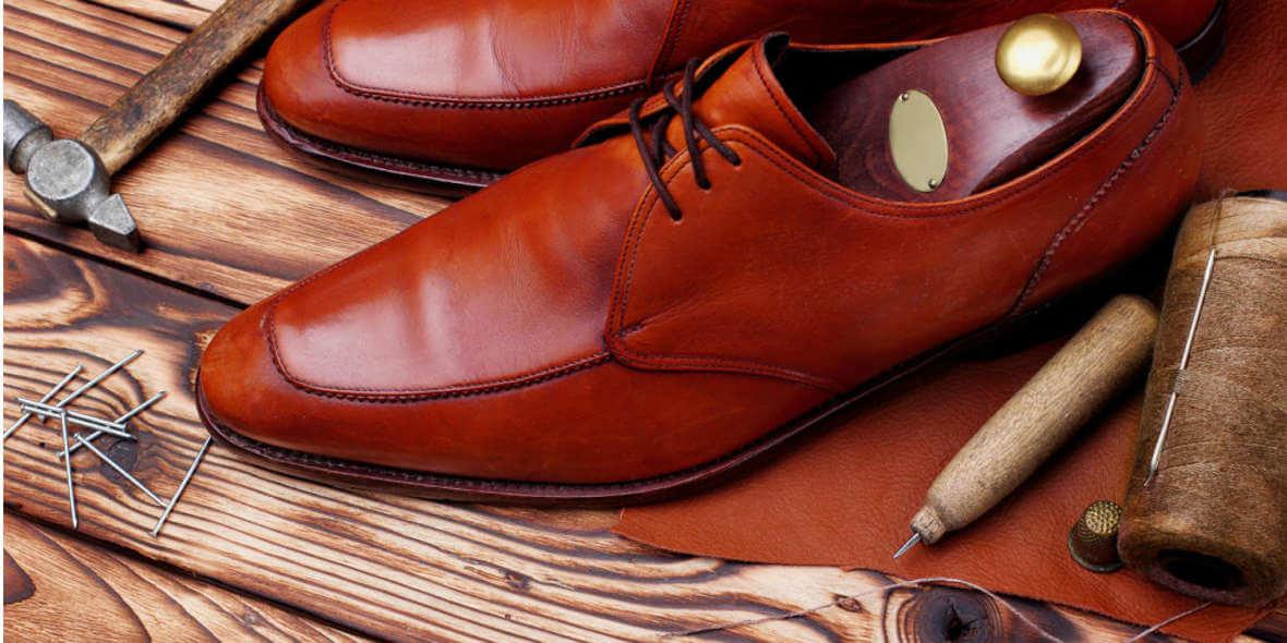 Cezar: -20% na naprawę obuwia
