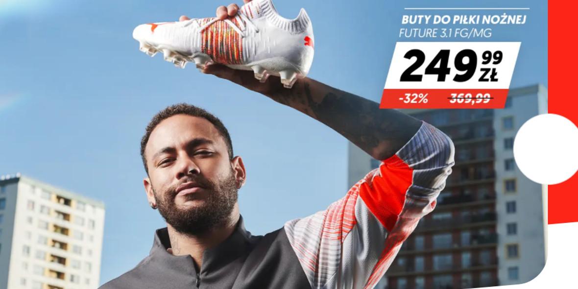 Decathlon: Do -32% na buty piłkarskie Puma 10.06.2021