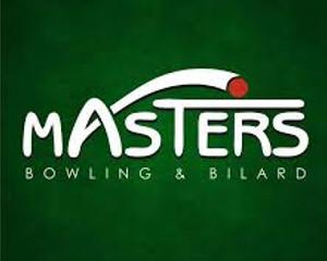 Logo Klub Masters Bowling & Bilard