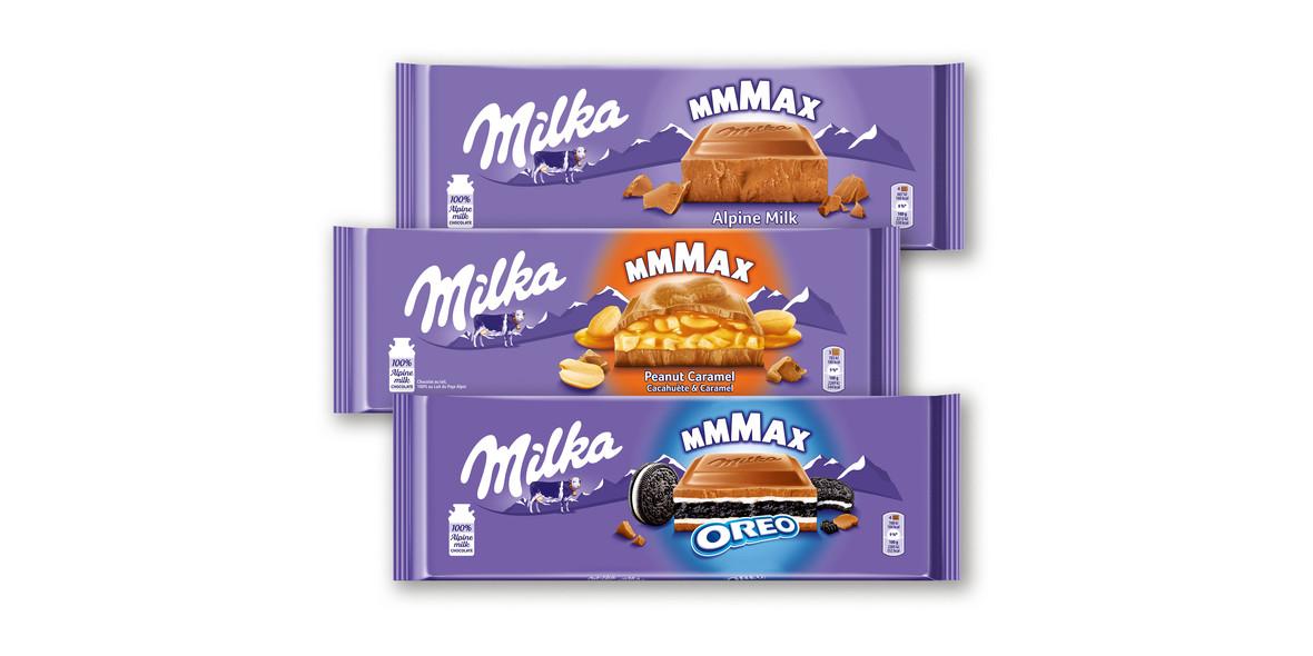 Lidl: -41% na czekolady Milka 30.11.2020