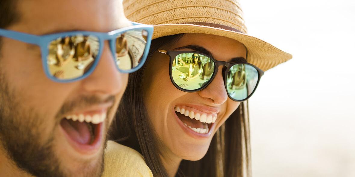 na wszystkie okulary przeciwsłoneczne