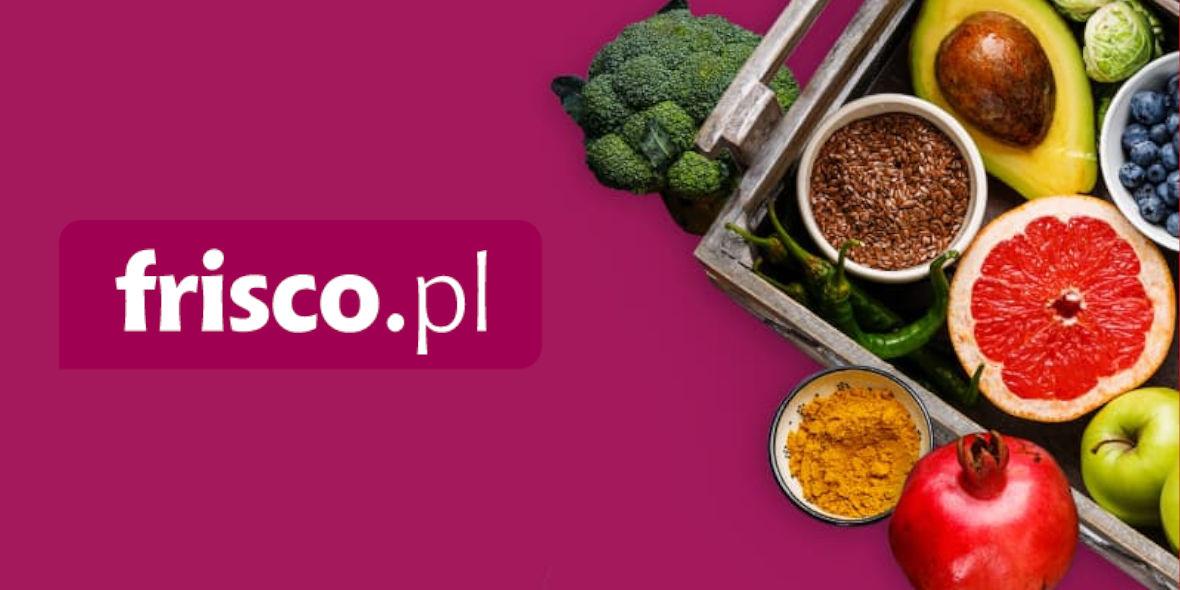 Frisco: Do -37% na wybrane produkty 16.06.2021