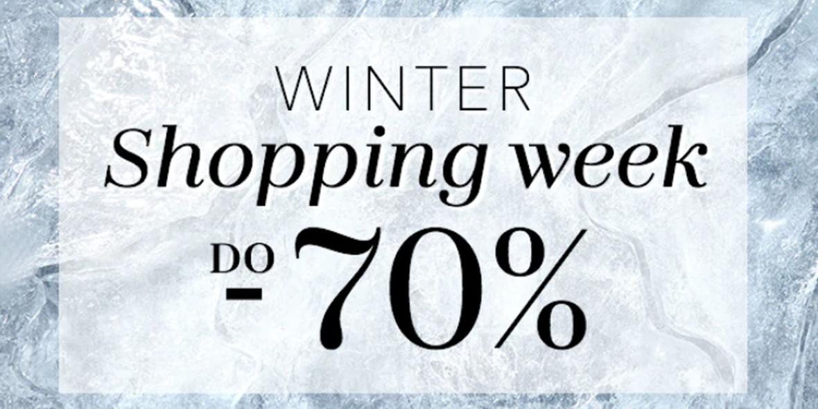 Douglas: Do -70% na Winter Shopping Week