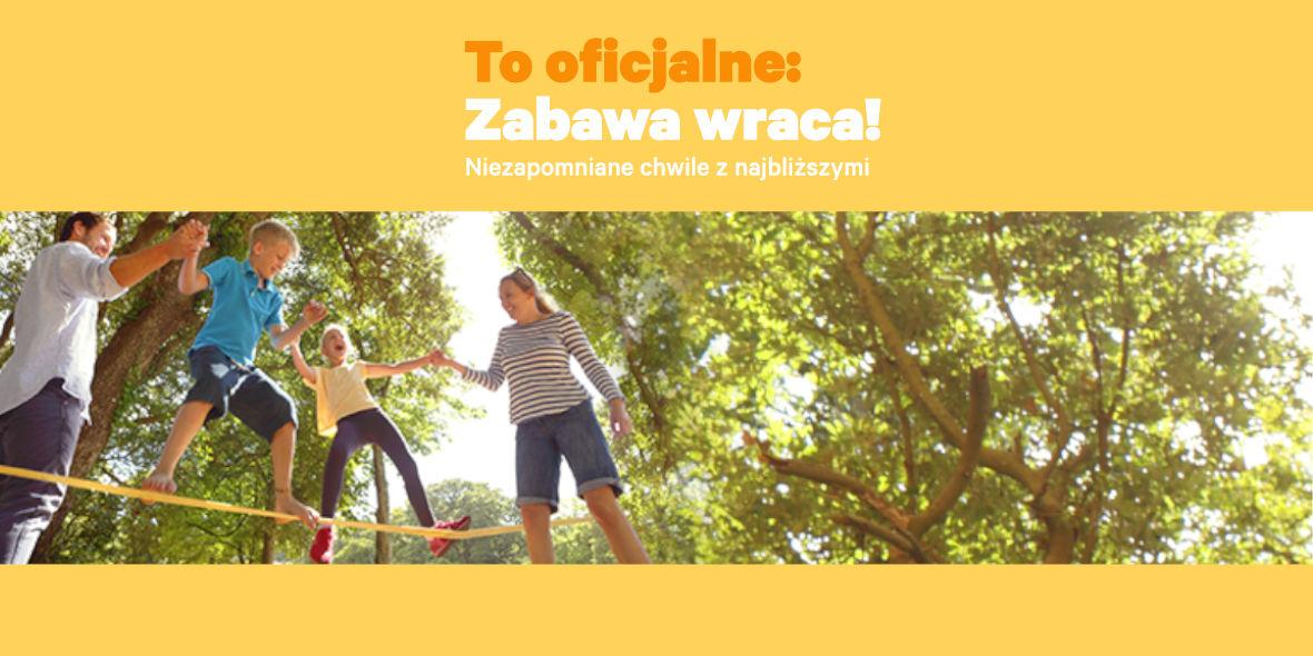 Groupon.pl: To oficjalne: Zabawa wraca!