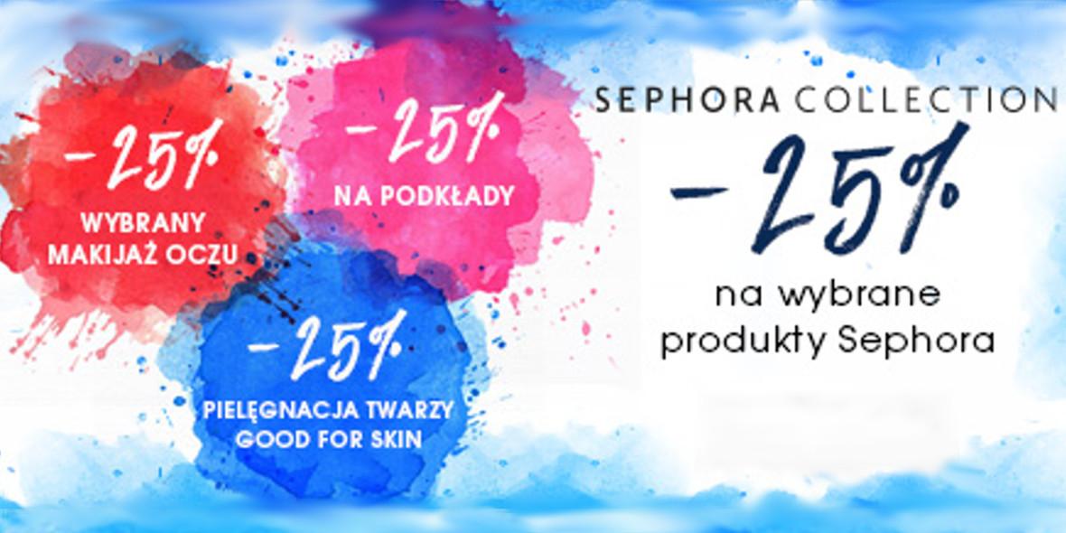 na wybrane produkty Sephora