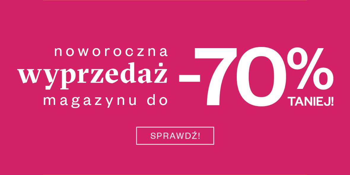 Paese Cosmetics: Do -70% na wyprzedaży 08.01.2021