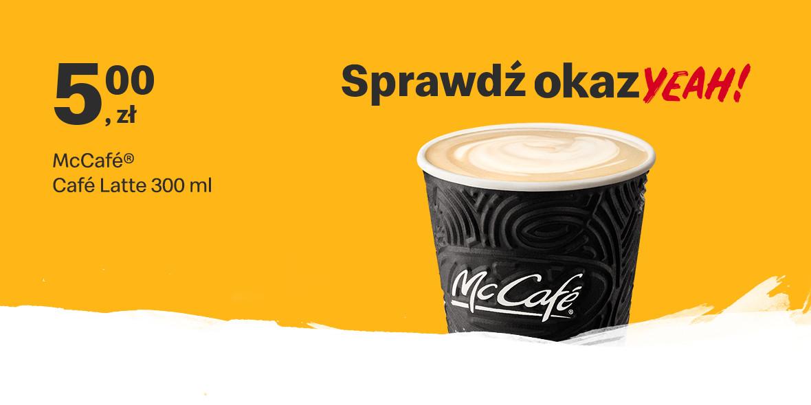 za McCafé® Café Latte 300 ml