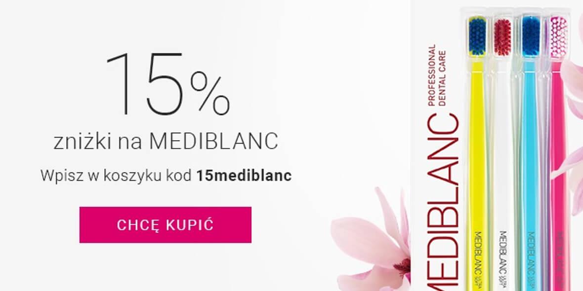 Notino: Kod: -15% na MEDIBLANC 02.03.2021