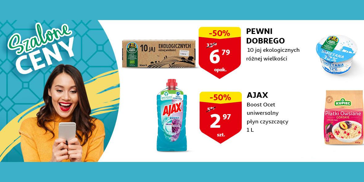 AuchanDirect:  Szalone ceny! 16.09.2021