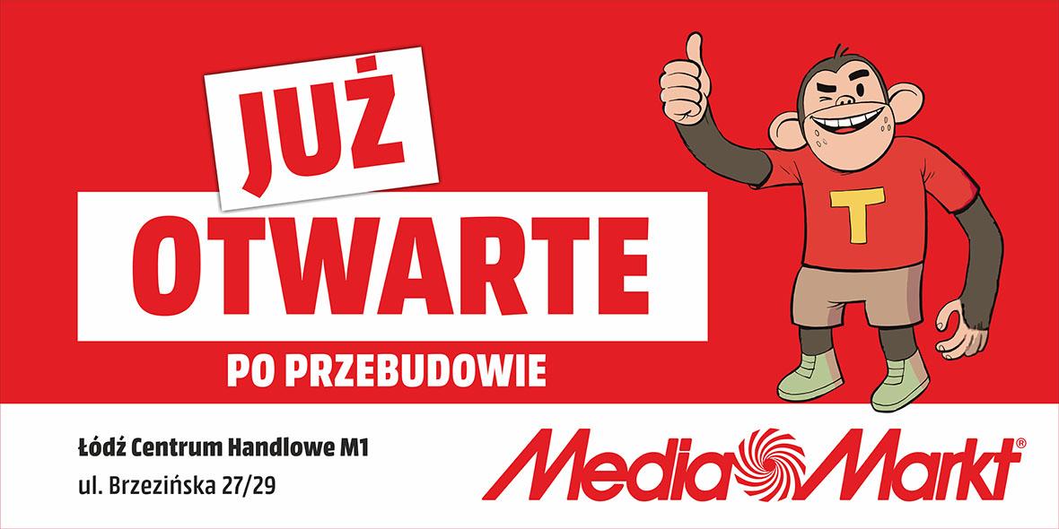 Media Markt  w M1 Łódź