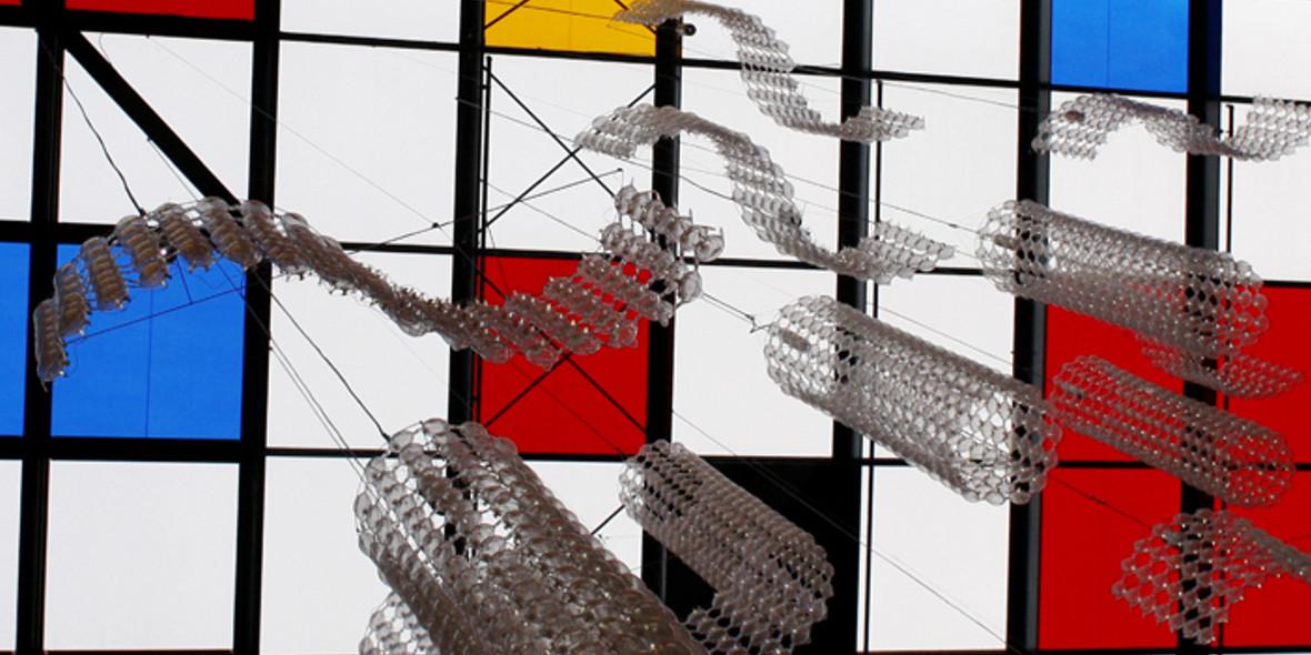 Dom Handlowy Renoma: Sztuka nowoczesna w Renomie