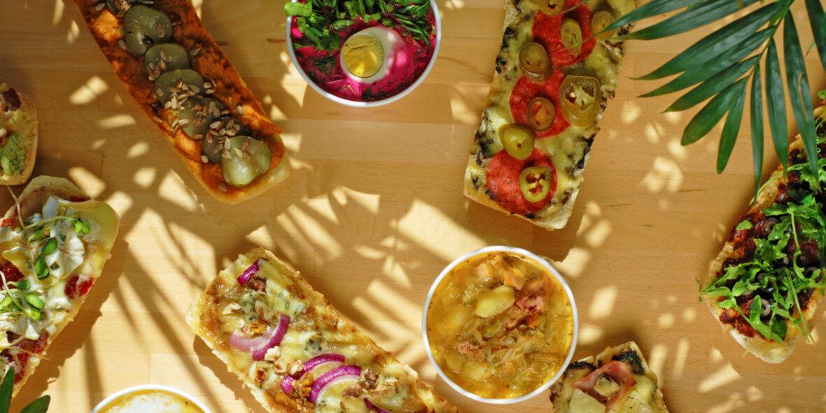 ZZtop - zupy i zapiekanki: Nagroda w ramach programu goodie club