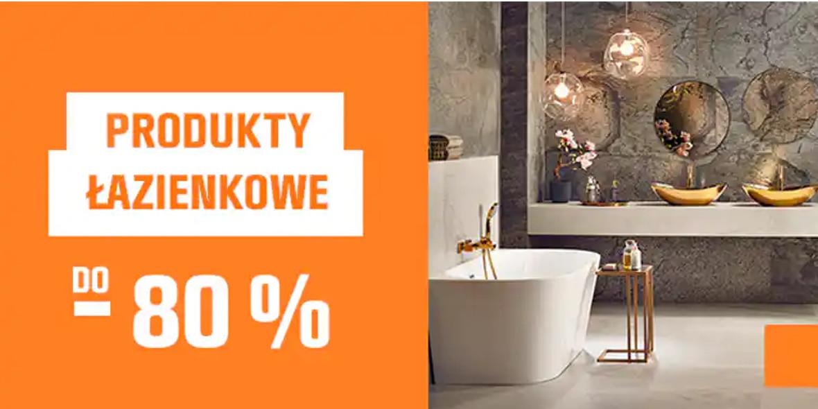 OBI: Do -80% na produkty łazienkowe 29.09.2021