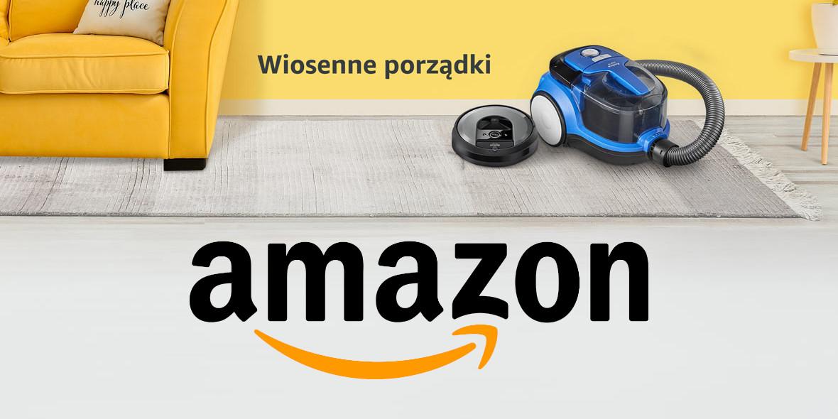 Amazon: Wiosenne porządki z Amazon
